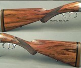 HOENIG 20 BORE ROTARY ROUND ACTION O/U- TOTAL SIMPLICITY, DURABILITY, STRENGTH & FUNCTION- TOP DRAWER HOENIG WORKMANSHIP & CRAFTSMANSHIP- REALLY NICE - 6 of 9
