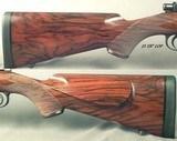 KIP WOOD 30-06 FULL CUSTOM 1909 ARGENTINE MAUSER- ENGRAVED by MASTER REX PEDERSEN- GREAT CRAFTSMANSHIP & TOTAL DETAIL- THIS is NICE STUFF- 1/4 RIB - 3 of 6