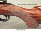 KIP WOOD 30-06 FULL CUSTOM 1909 ARGENTINE MAUSER- ENGRAVED by MASTER REX PEDERSEN- GREAT CRAFTSMANSHIP & TOTAL DETAIL- THIS is NICE STUFF- 1/4 RIB - 6 of 6