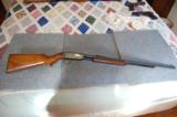 Winchester Model 61 22 S-L-LR with grooved reciever