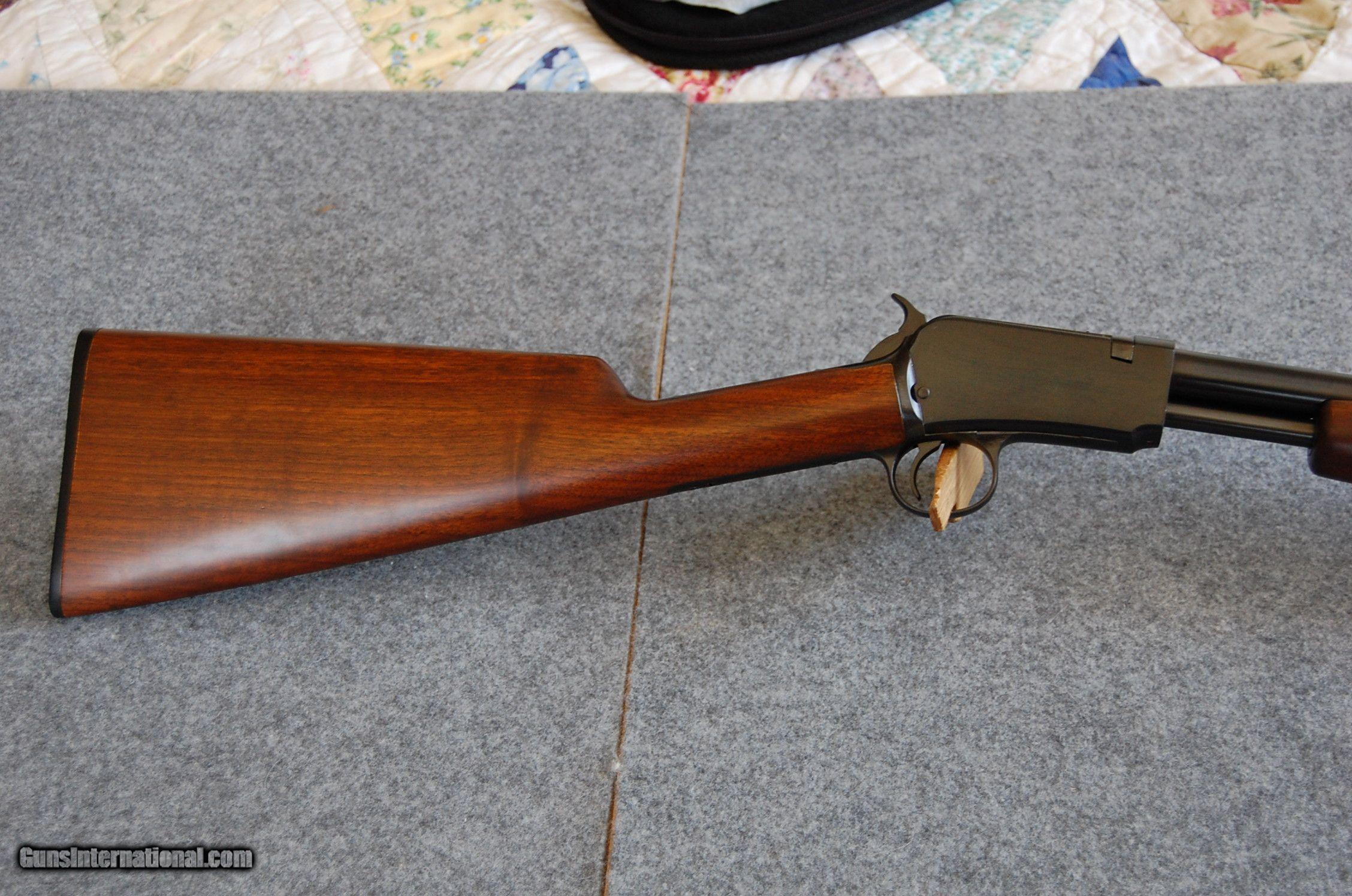 winchester rifle model 62