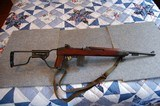 Inland M1A1 Paratrooper carbine .30 cal