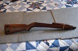 Inland M1 Carbine .30 cal Early I cut Highwood Stock and handguard
