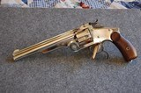Antique Smith and Wesson Model 3 .44 Russian