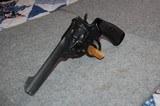 Webley Revolver .45 Auto cal Made 1917 - 4 of 13