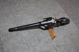 Webley Revolver .45 Auto cal Made 1917 - 8 of 13