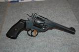 Webley Revolver .45 Auto cal Made 1917 - 1 of 13