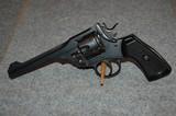 Webley Revolver .45 Auto cal Made 1917 - 5 of 13
