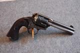 Colt Bisley Revolver 45LC Made 1911