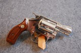 Smith and Wesson model 36 Police Special .38cal