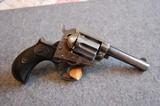 Colt 1877 Lightning Revolver .38 colt made 1909