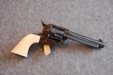 "Colt SAA Revolver .45LC 5.5"" Barrel Made 1891"