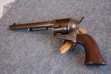 "Colt SAA made 1880 .45LC 7.5"" barrel - 2 of 10"