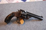 Smith and Wesson .38cal Breaktop Revolver