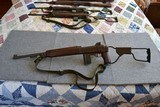 Inland M1A1 Paratrooper .30cal low wood