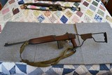 Inland M1A1 Paratrooper .30 cal low wood