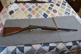 Winchester model 62 S L or LR