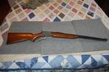 Marlin model 39A shoots .22 S-L-LR