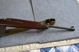 Inland M1A1 paratrooper .30cal low wood made 2/44 - 2 of 12