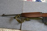 Inland M1A1 paratrooper high wood .30cal made 9/43 - 6 of 14