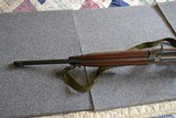 Inland M1A1 paratrooper high wood .30cal made 9/43 - 8 of 14
