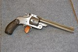 Smith and Wesson Australian .44 Russian