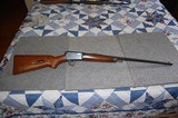 Winchester Model 63 Superspeed Super-X