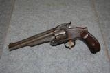 Smith & Wesson Model 3 .44 Russian model