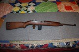 M1 carbine .30cal Standard Products