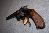 smith and wesson model 3 antique revolver .38-44cal