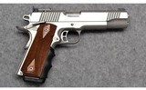 Kimber ~ Classic Stainless Gold Match ~ .45 ACP