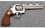 Colt ~ Python ~ .357 S&W Mag.