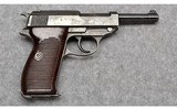 Walther ~ P38 ~ 9mm