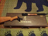 Browning Trombone .22