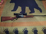 Browning Lightning BLR .7mm Rem Mag