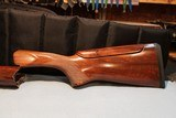 factory perazzi take off stock,adj comb and recoil pad replaced12 ga,never used on a gun - 2 of 8