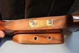 factory perazzi take off stock,adj comb and recoil pad replaced12 ga,never used on a gun - 3 of 8