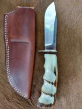 Morseth Custom Knife