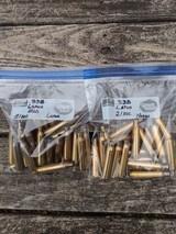 .338 Lapua Magnum Brass