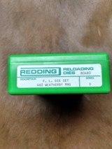 Redding .460 Weatherby Magnum Dies.