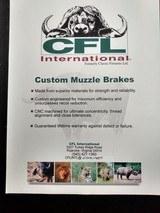 CFL Custom Muzzle Brake - 3 of 6