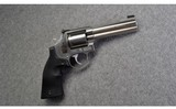 Smith & Wesson ~ 686-3 Nat'l Match ~ .357 Magnum - 1 of 2