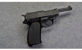 Walther ~ P38 ~ 9 MM
