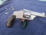 S&W New Departure Safety Hamerless 4th Mod