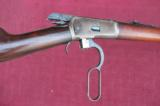 WINCHESTER 1892 25/20 RIFLE- 14 of 15