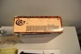 COLT 1911 ACE 22 CALIBER UNFIRED NEW IN THE BOX.