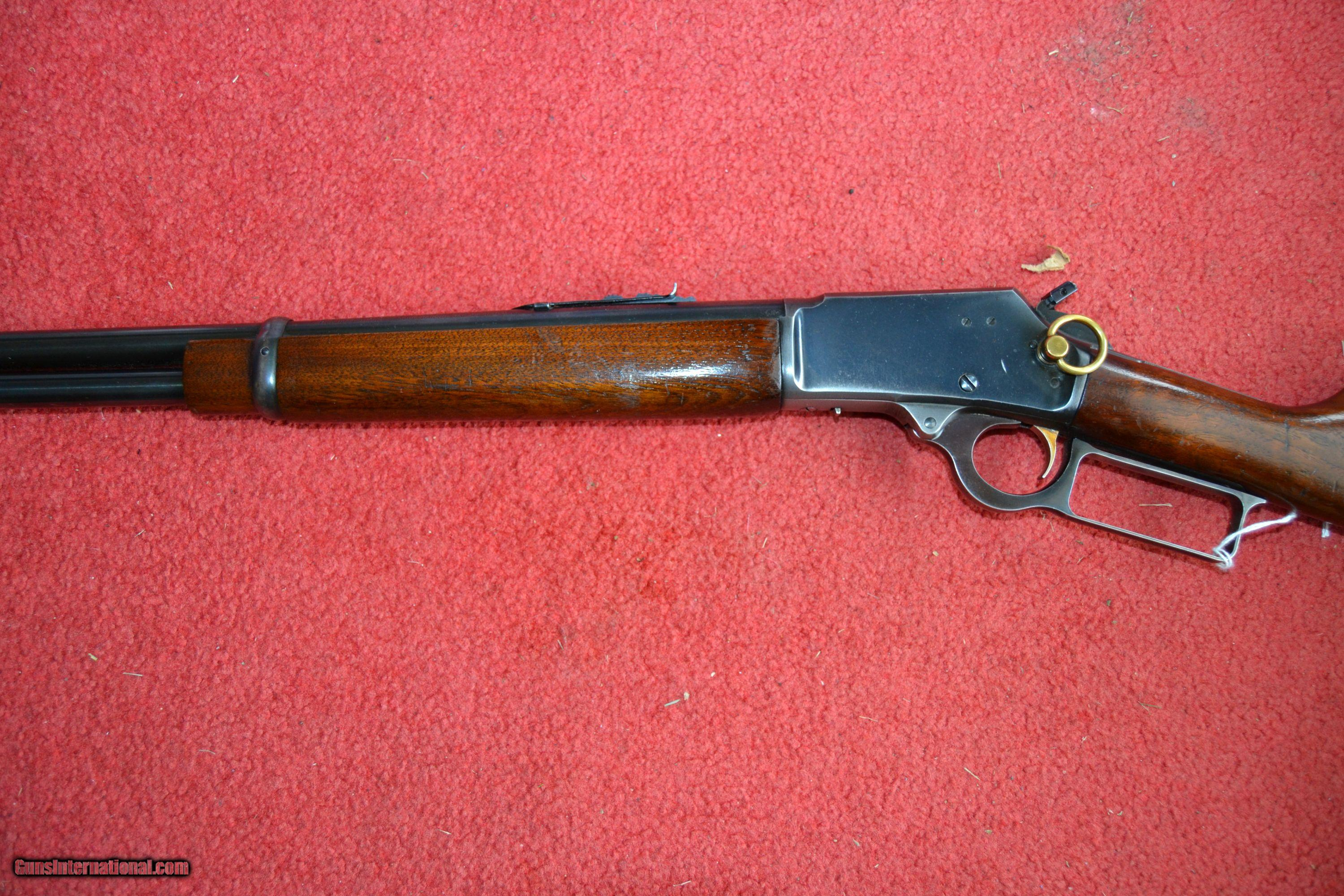 Pa State Inspection >> MARLIN 1894 44 MAGNUM JM RIFLE