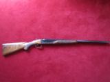 Winchester model 21 12 ga. Mfg. 1951 LETTERED - 1 of 12