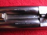 Winchester model 21 12 ga. Mfg. 1951 LETTERED - 8 of 12