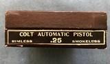 COLT 1908 HAMMERLESS (VEST POCKET) .25 - 6 of 8